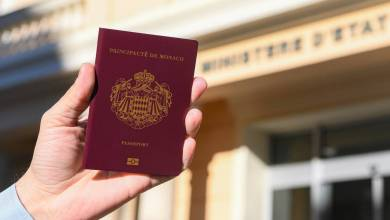 Photo of New Modern Monegasque Passports And Even More Secure