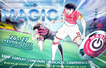MAGIC: Monaco Anime Game International Conferences
