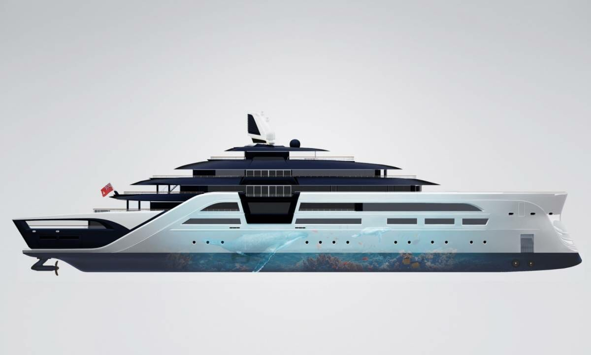 Ultra2: Explore the seven seas in style while respecting nature