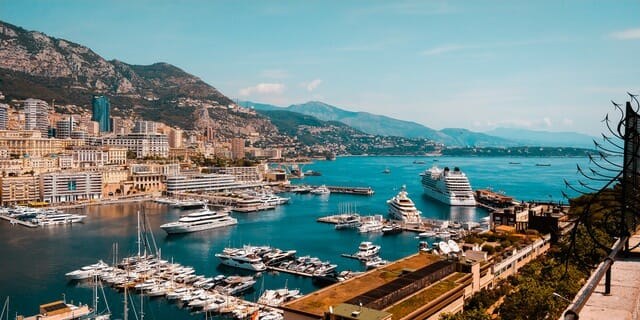 Moving to Monaco from UK