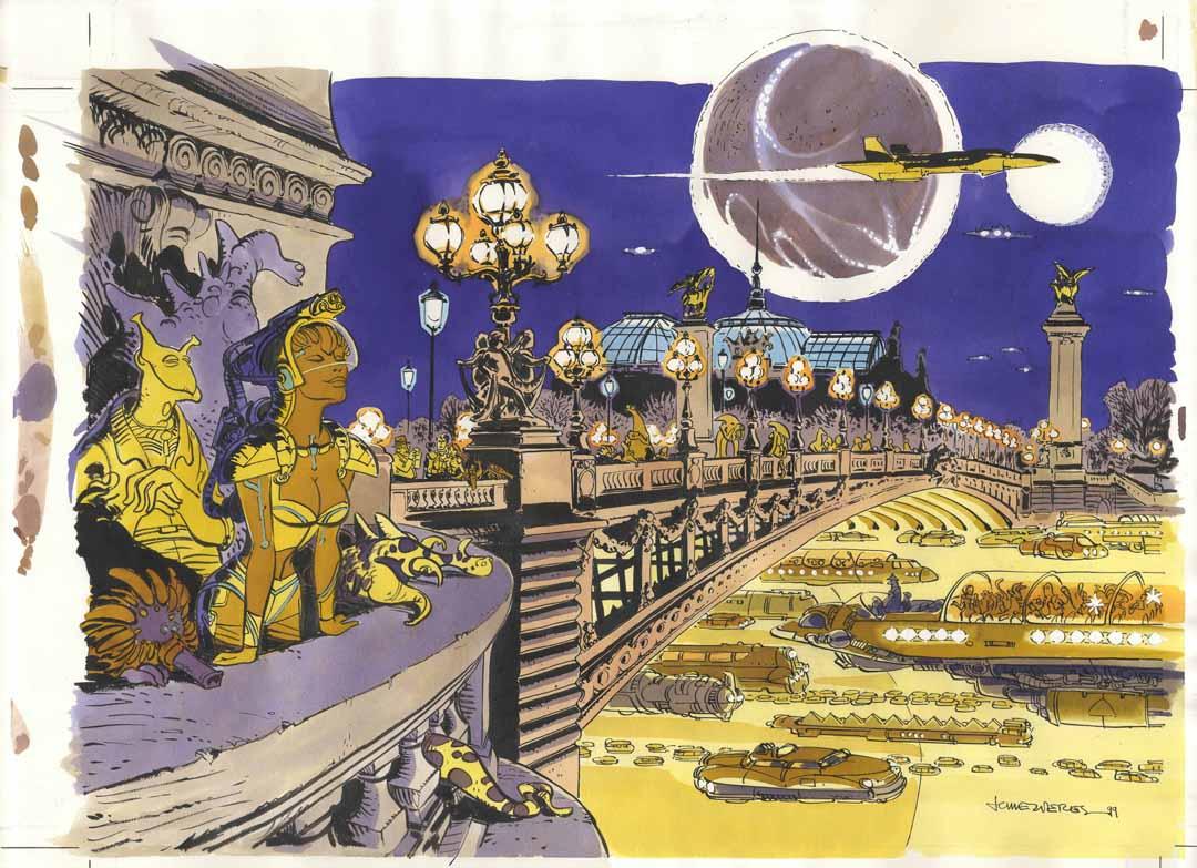 Marginalia Inside the Comics Art Collections