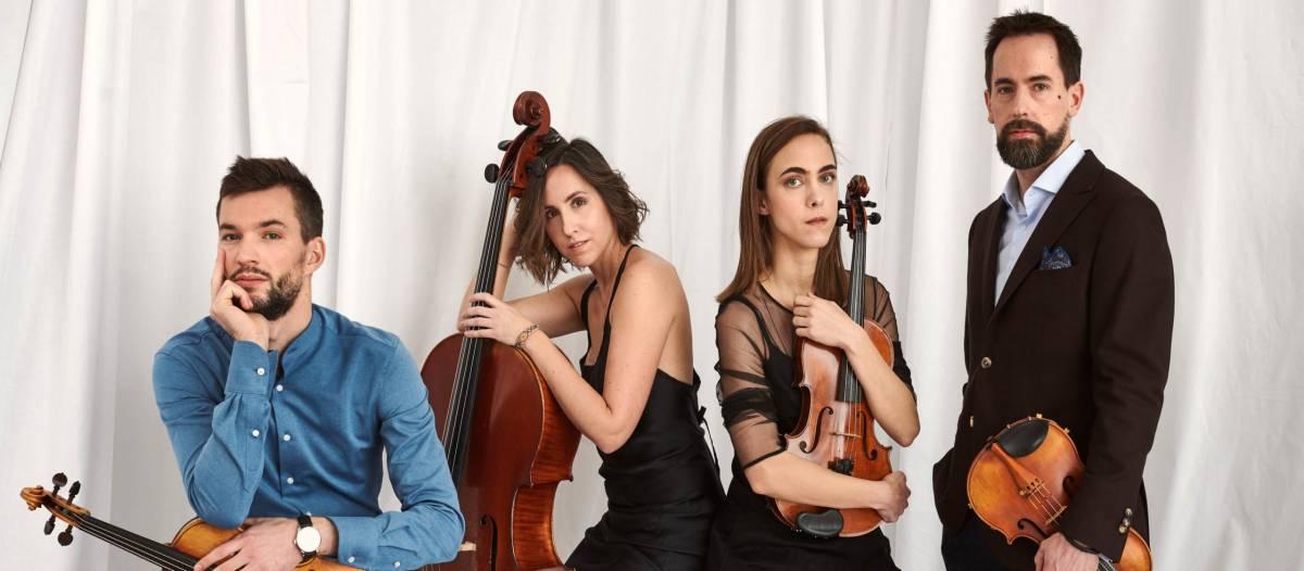 Monte-Carlo Spring Arts Festival: concert with the Tana Quartet