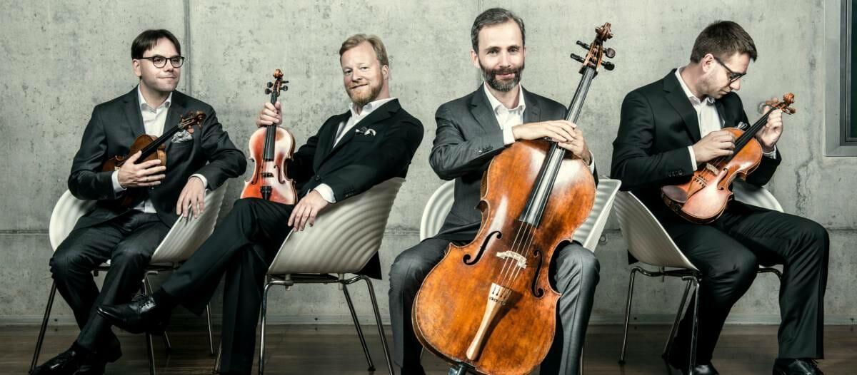 Monte-Carlo Spring Arts Festival: concert by the Zemlinsky Quartet
