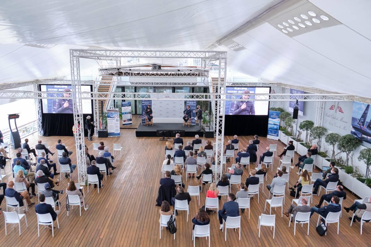 Boris Herrmann unveiled his adventure at Vendée Globe