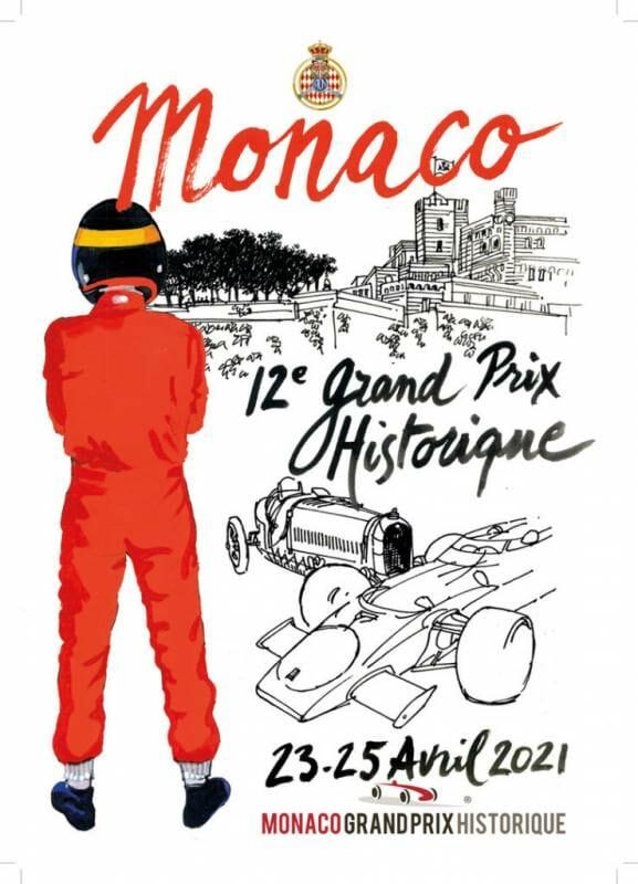 12th Grand Prix de Monaco Historique