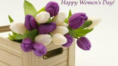 Photo of Happy Women's Day!