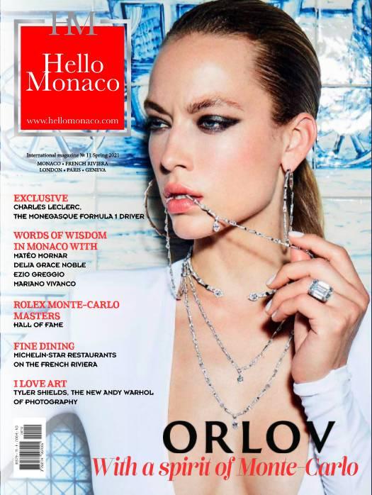 Hello Monaco Magazine: Spring 2021 edition
