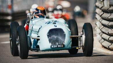 Photo of Grand Prix Historique warmed up engines and spirits with the charm of vintage racing cars