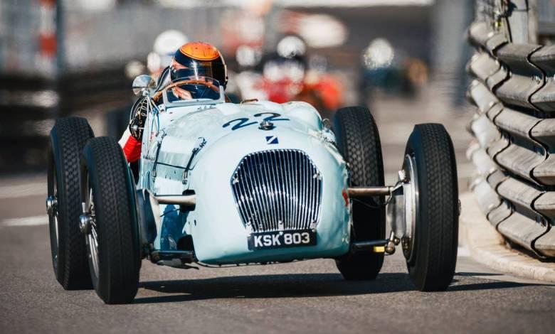 Grand Prix Historique, 25th April 2021
