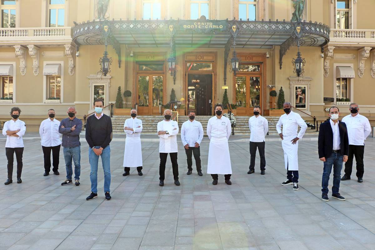 SBM Chefs take part in a charitable initiative