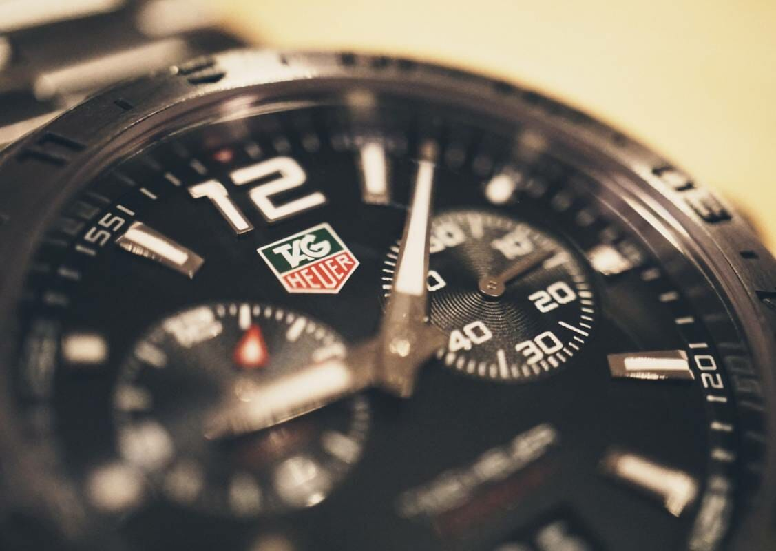 The New Historic Monaco Grand Prix Watch by TAG Heuer