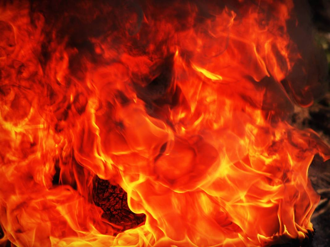 Double explosion and a fire hit the Larvotto construction site