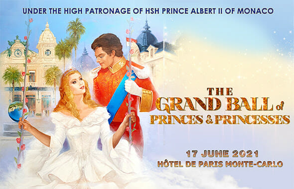The Grand Ball of Princes and Princesses