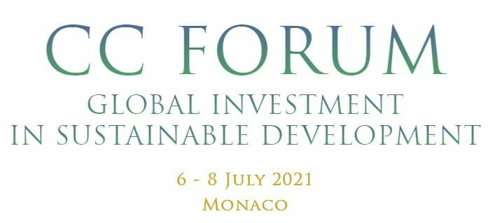CC Forum Global Investment in Sustainable Development