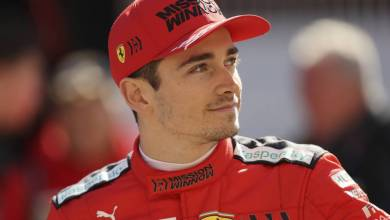 Photo of Charles Leclerc just a Fateful Tyre Choice away from Podium in Turkey