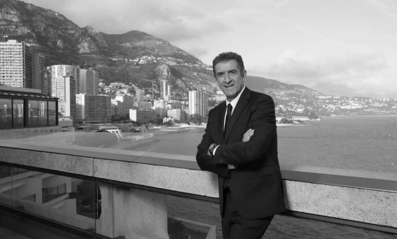 Words of Wisdom in Monaco with Ezio Greggio