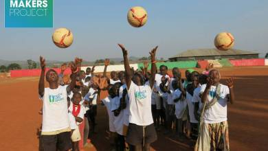 """Photo of Peace and Sport inaugurates the international program """"Peacemakers Project"""""""