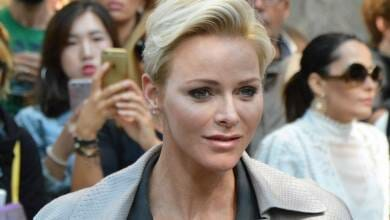 Photo of Princess Charlene recovering in South Africa after yet another Surgery