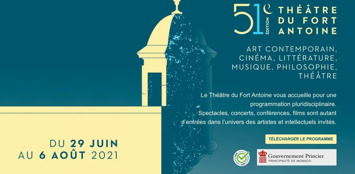 51st edition of the Fort Antoine Theatre festival