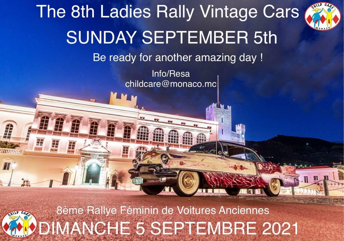 8th Ladies Vintage Car Rally