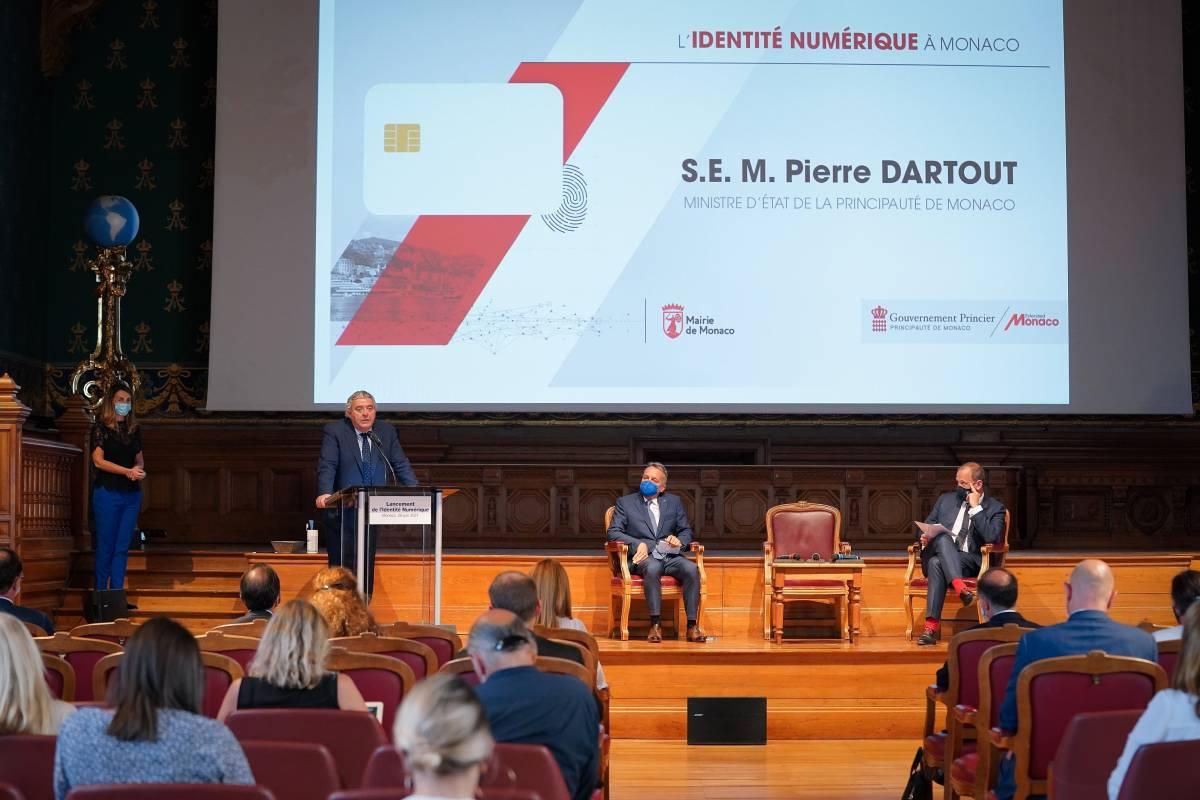 The Principality of Monaco acquires its digital identity anticipating the future