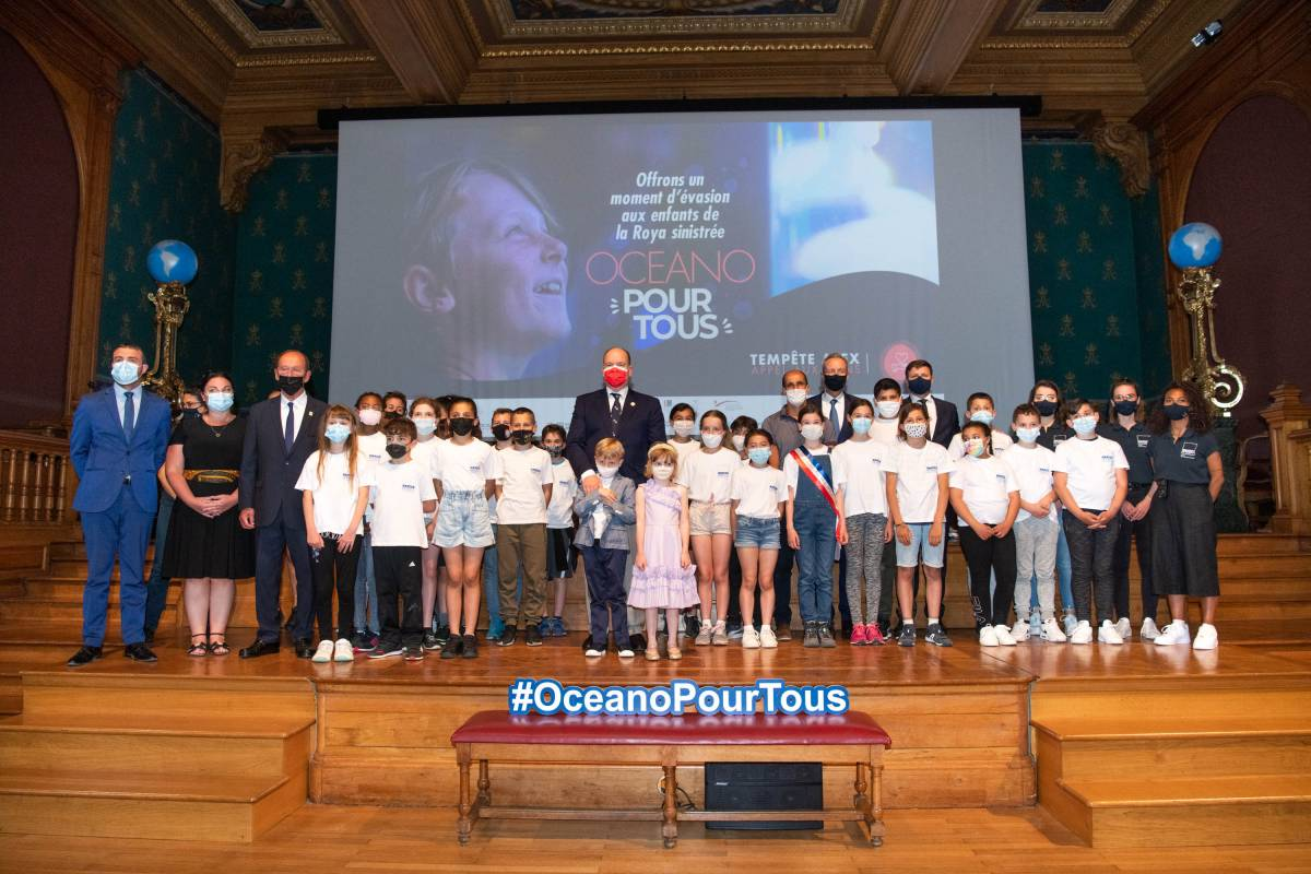«Ocean for All»: the discovery of the Marine World blows life into Roya Valley