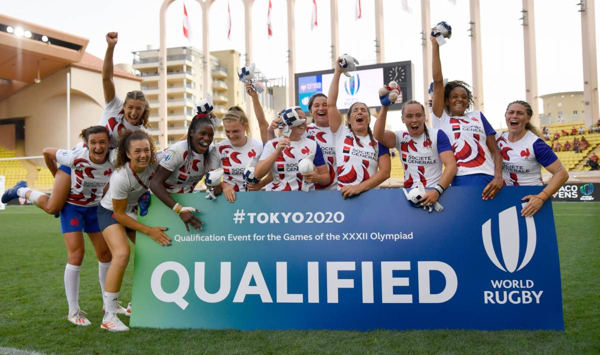 Monaco Sevens tried its hands at the biggest win in view of the Olympics