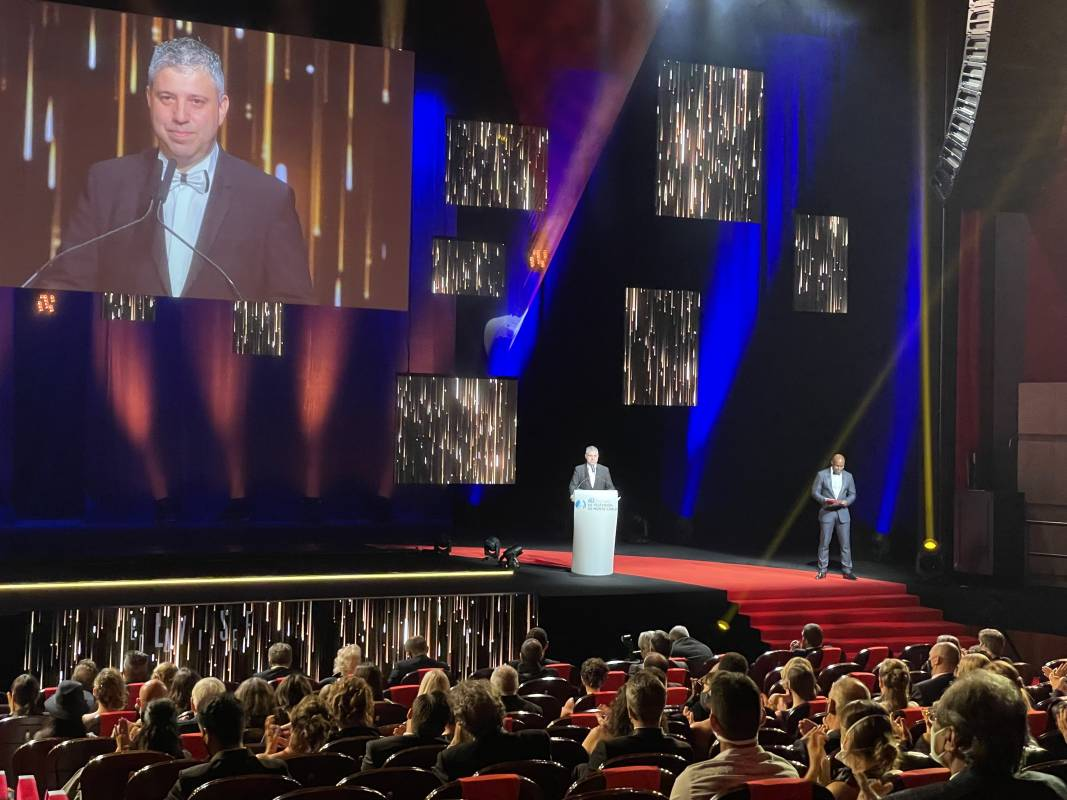 Monte-Carlo TV Festival turned 60 to hit the mark