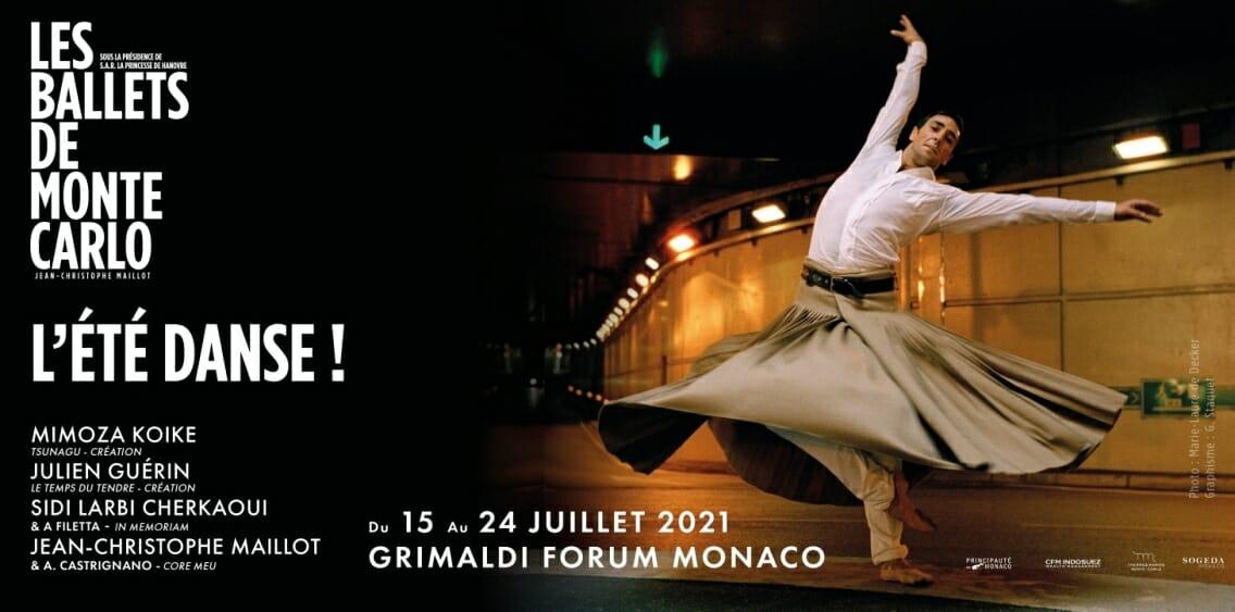 """L'Été Danse!"""" Les Ballets de Monte-Carlo"""