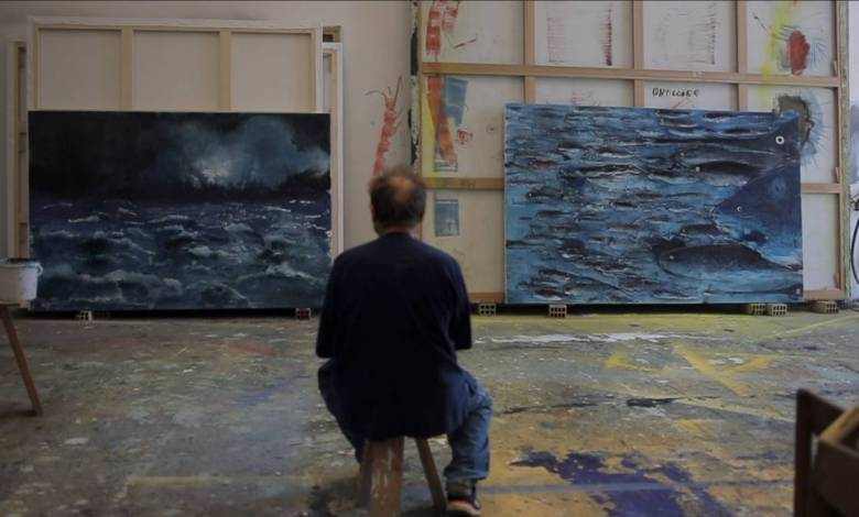 'Sea Art' documentaries: the Art is drawing new outlines for Oceans protection