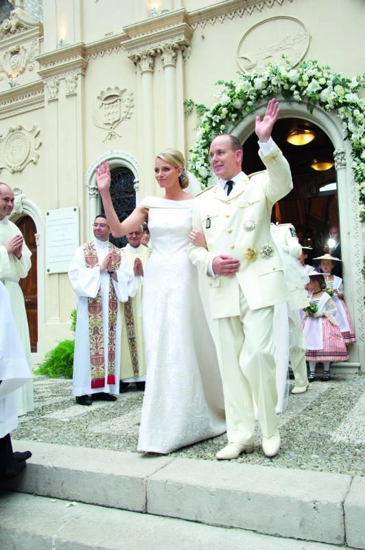 Albert and Charlène are celebrating their 10-year wedding anniversary