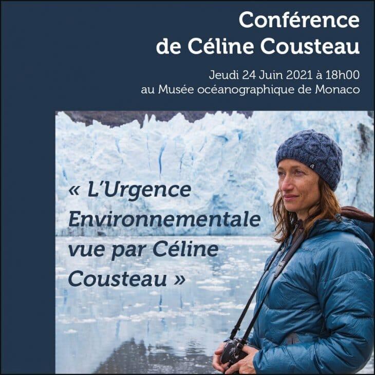 """Environmental Emergency"" by Céline Cousteau"