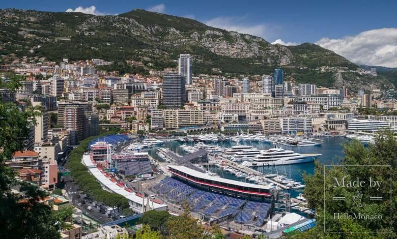 Monaco view 2021