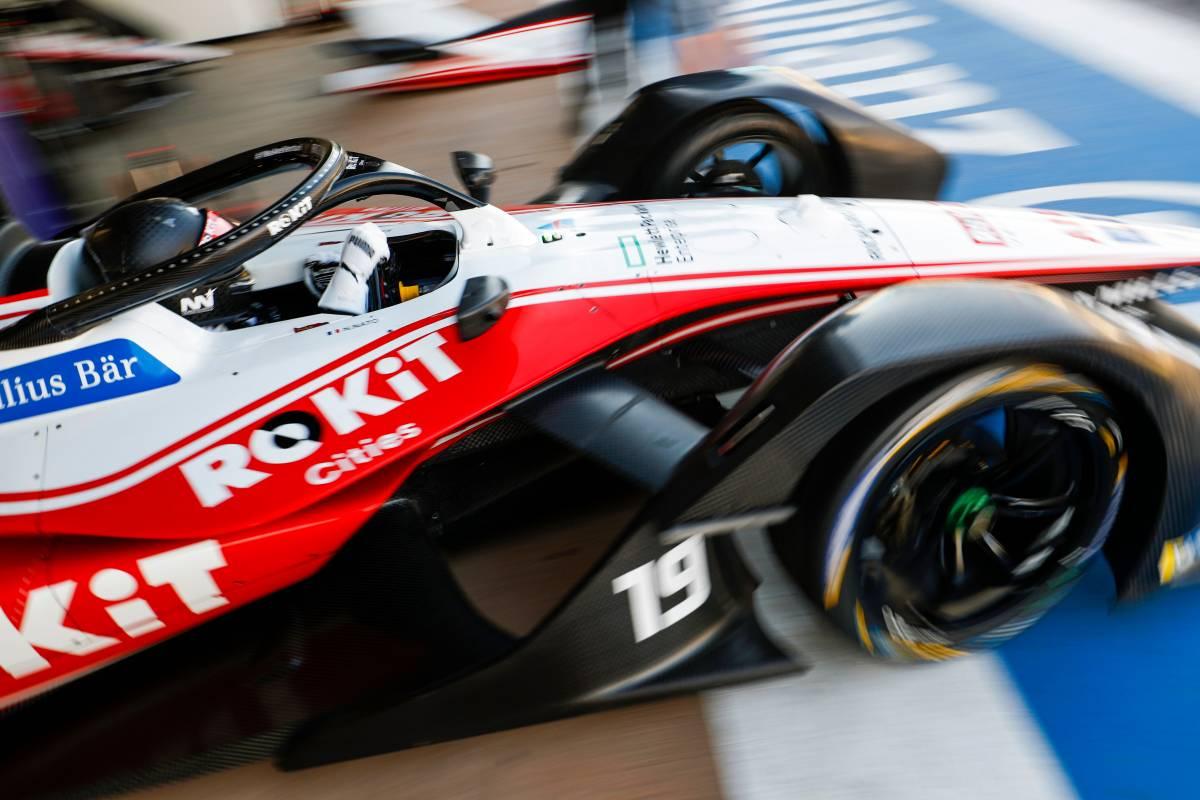 Monaco's Venturi Scores E-Prix Double Podiums in Mexico