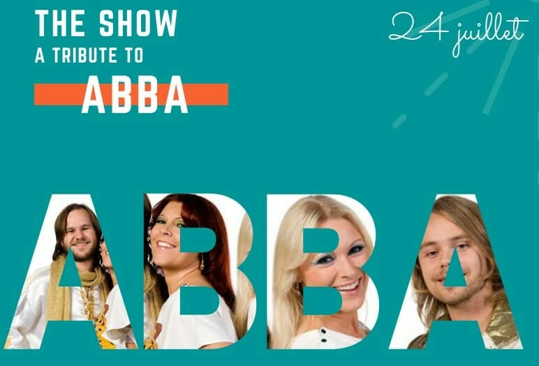 """Sporting Summer Festival 2021: Fight Aids Monaco evening with """"The show - A tribute to ABBA"""""""