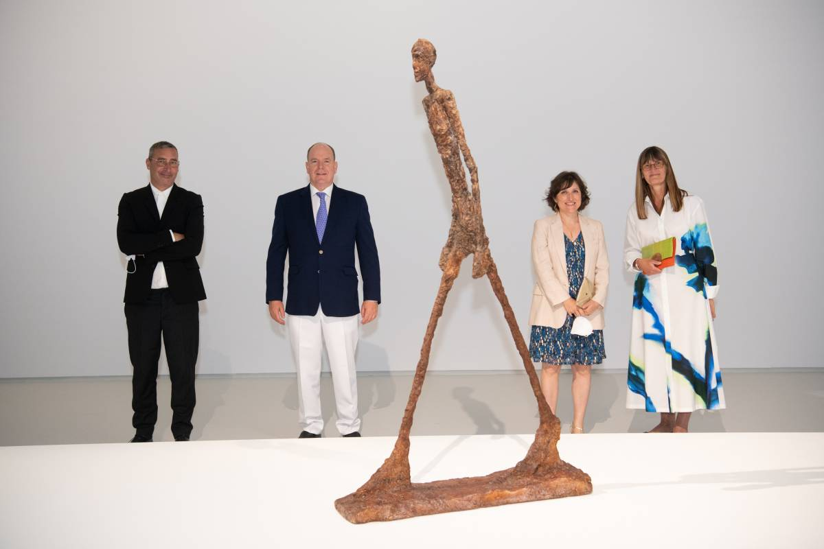 The stunning eclecticism of Alberto Giacometti amazes at the Grimaldi Forum