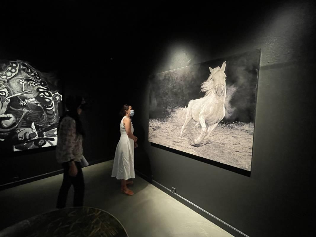 Monaco Art Week 2021: Art from urban dimension to starry firmament
