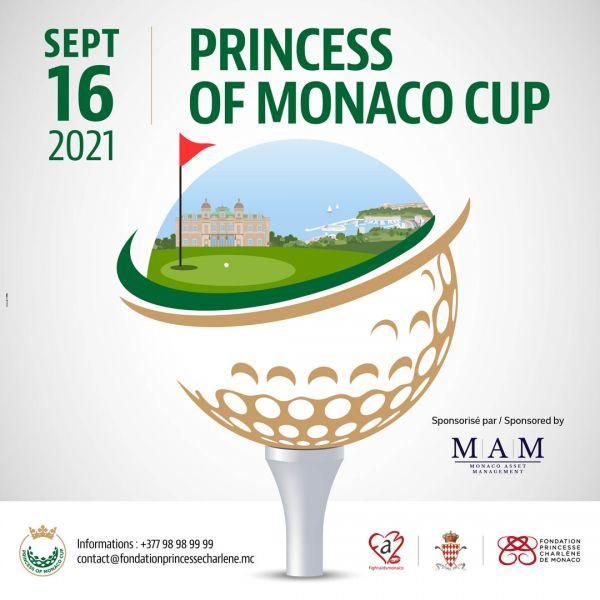 Princess of Monaco Cup 2021 Golf Tournament