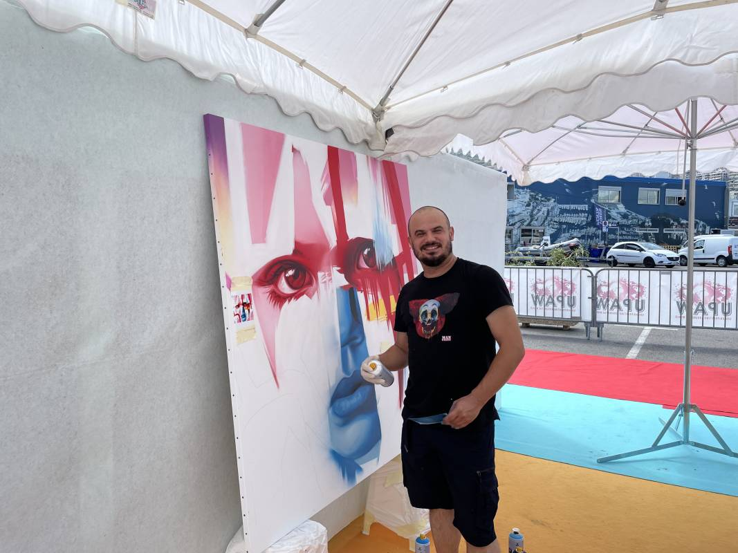 UPAW Urban Painting Around the World spreads colours to the Planet