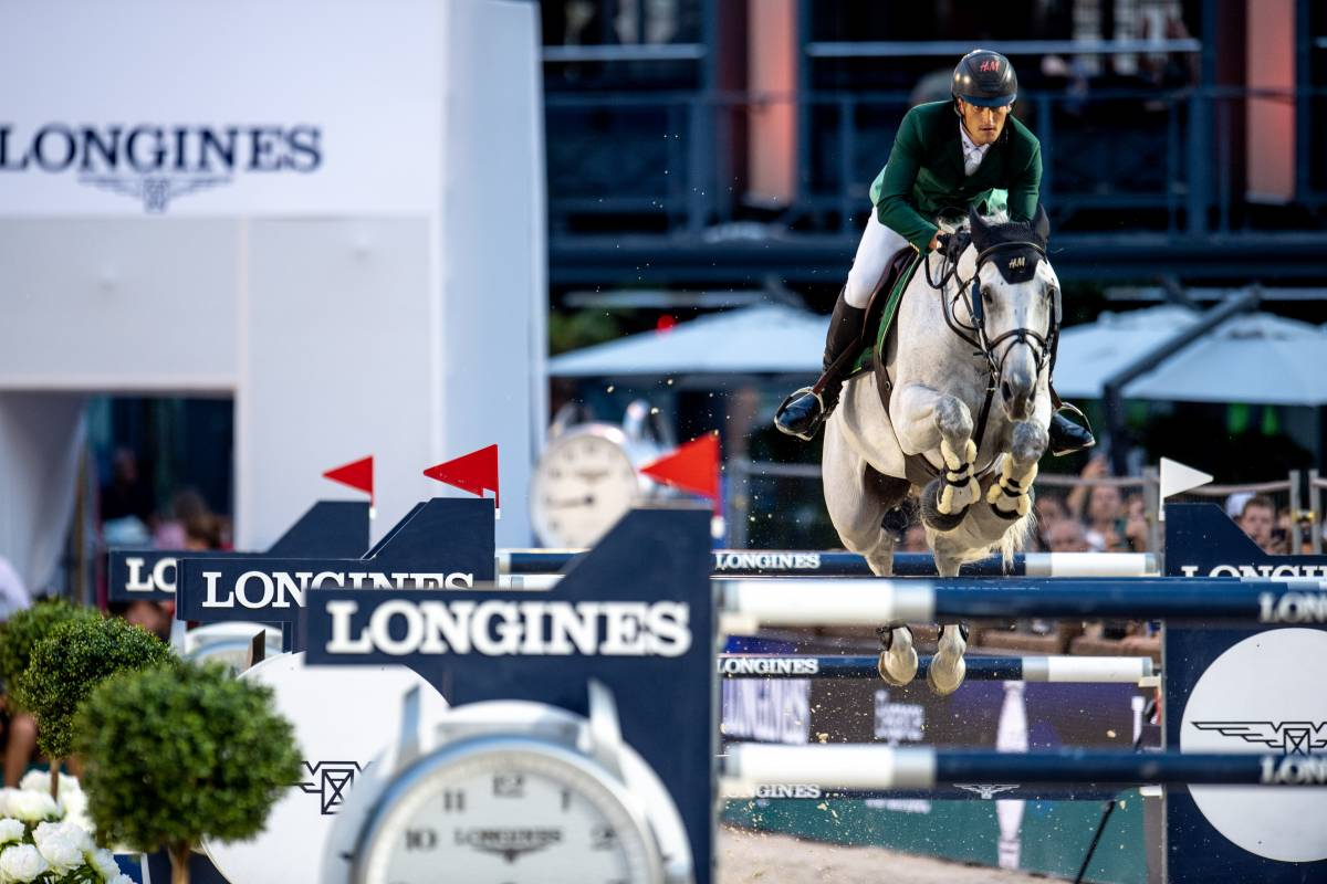 15th Anniversary of the Jumping International de Monte-Carlo