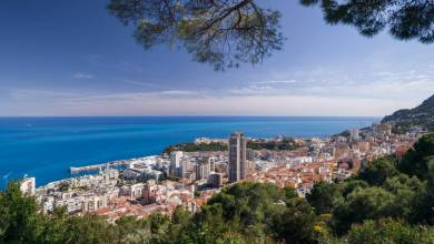 Photo of New Carmelha Tower built from the Top, Down: A First in Monaco