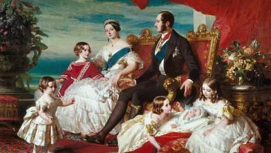 Photo of Grimaldi Family Queen Victoria and Prince Albert Family Tree