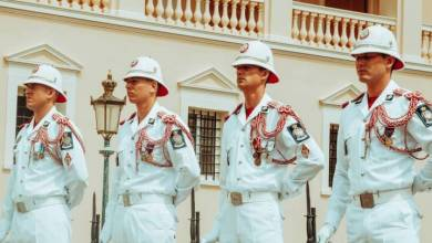 Photo of Did You Know? Compagnie des Carabiniers du Prince: Monaco's heritage moves in step with its Prestigious Army