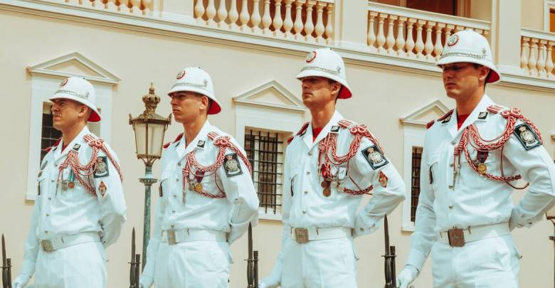 Compagnie des Carabiniers du Prince: Monaco's heritage moves in step with its Prestigious Army