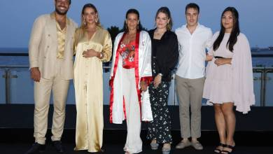 Photo of Fight Aids Gala: Princess Stephanie attends with all her Children and other Monaco news