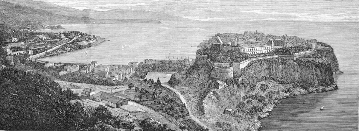 Monaco in 1874