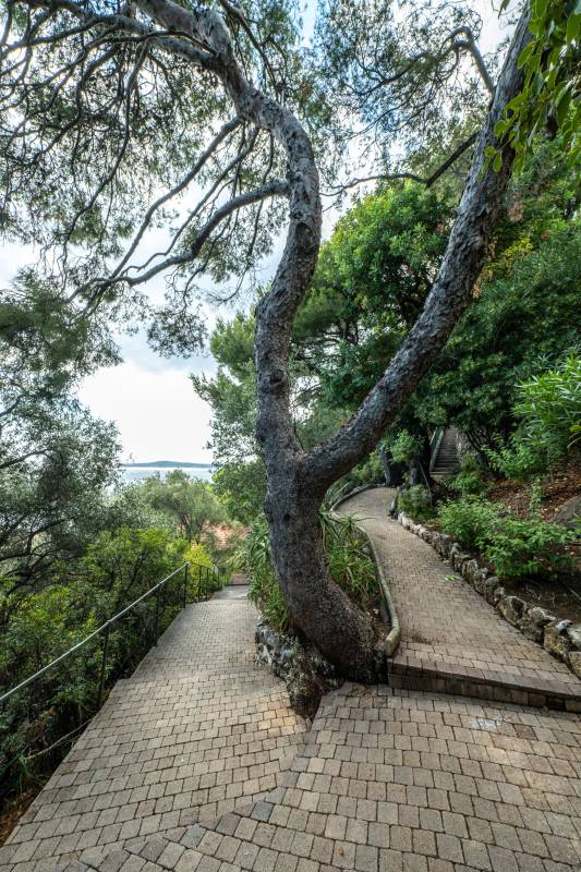 Sacha Guitry Park in Cap d'Ail
