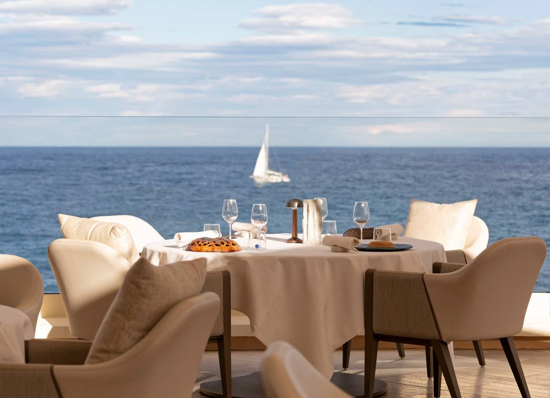 Summer's Here with the Exquisite Oasis of Monte Carlo Restaurants and Bars