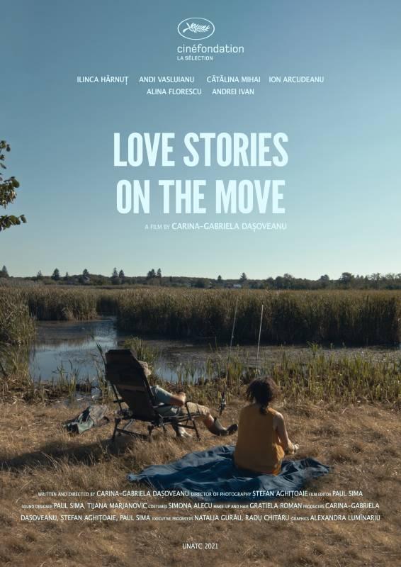 PRIN ORAS CIRCULA SCURTE POVESTI DE DRAGOSTE (Love Stories on the Move)