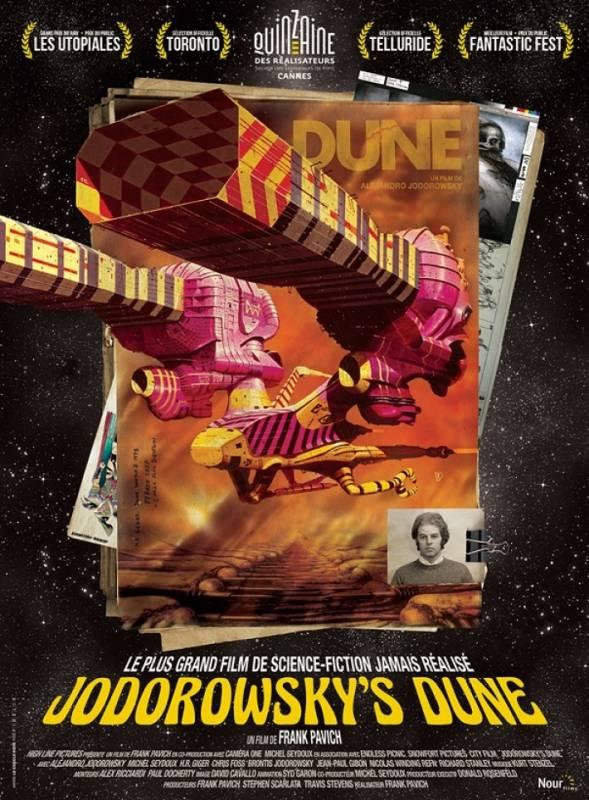 screening of Jodorowsky's Dune, 2013 by Frank Pavich